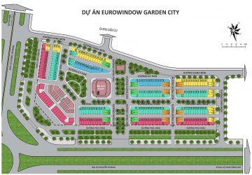 Nhà phố thương mại Eurowindow Garden City