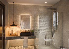 Những mẫu thiết kế phòng tắm đẹp mê mẩn cho ngôi nhà hiện đại