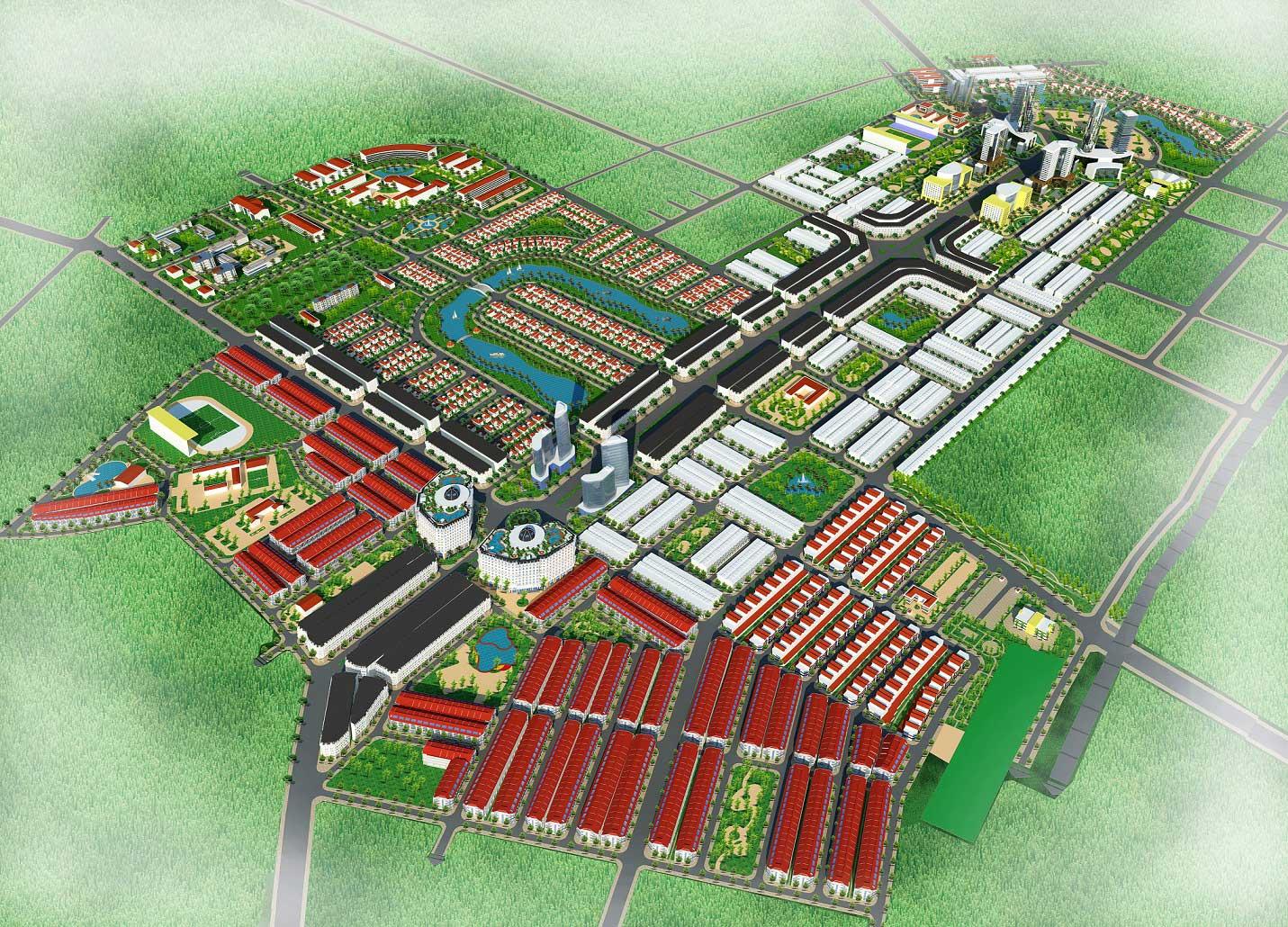 Bán đất khu đô thị bắc Từ Sơn