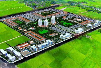 Dự án Mê Linh Đại Thịnh – Hud Mê Linh Central