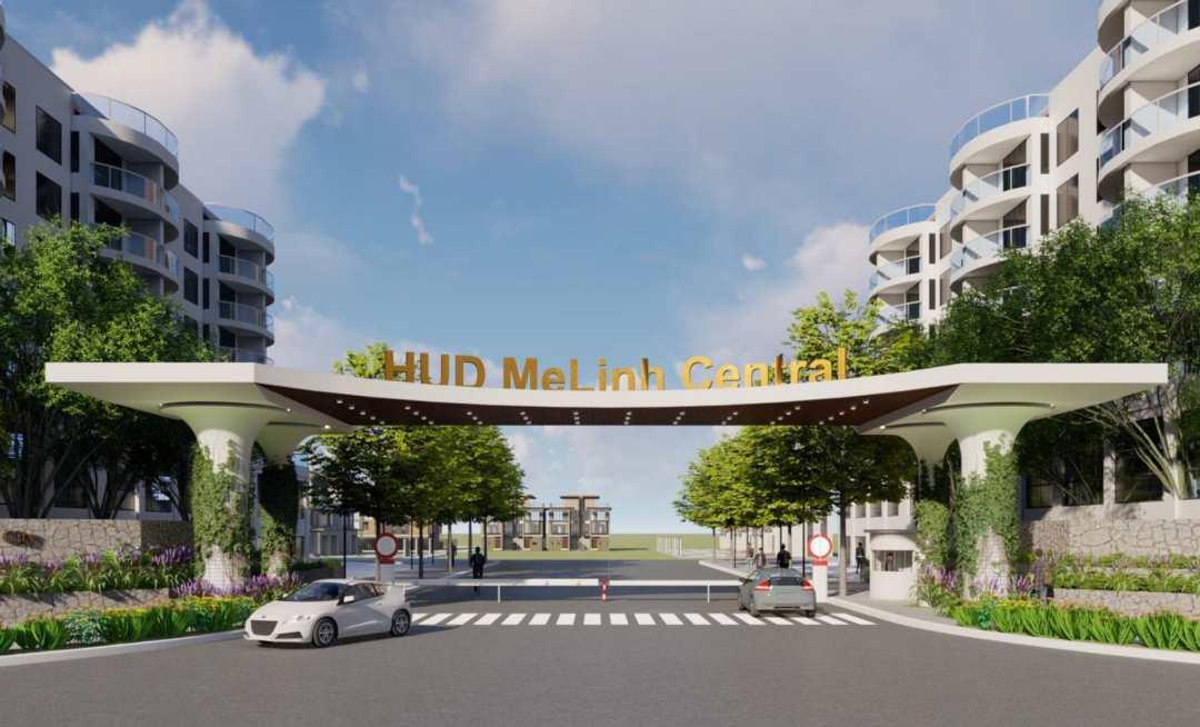 Khu đô thị Hud Mê Linh
