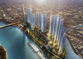 Chung cư Grand Marina Saigon giá từ 420tr/m2