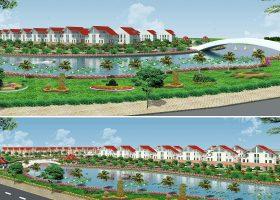 Biệt thự Từ Sơn Garden City