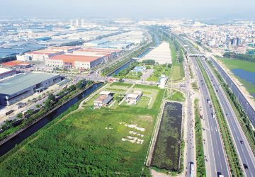 Cụm công nghiệp Đoan Bái – Lương Phong 1