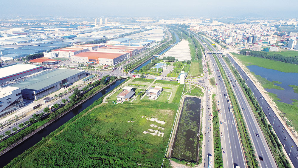 Cụm công nghiệp Đoan Bái - Lương Phong 1