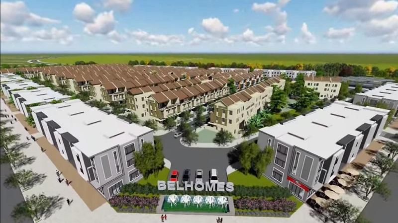 Dự án Belhomes Từ Sơn