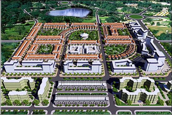 Dự án Khu đô thị Dabaco - Vạn An