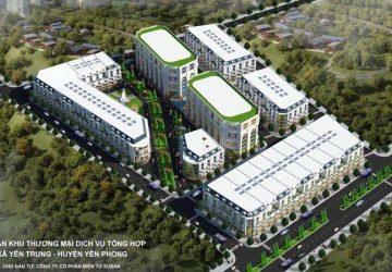 Dự án Susan Yên Phong, Xã Yên Trung, Yên Phong, Bắc Ninh