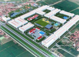 Khu đô thị Lạc Vệ New Center