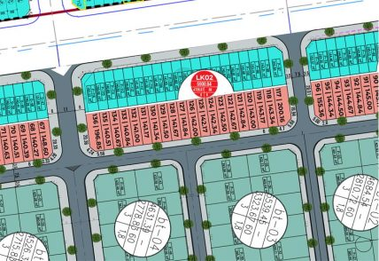 Shophouse LK02 mặt đường 277 Từ Sơn Garden City