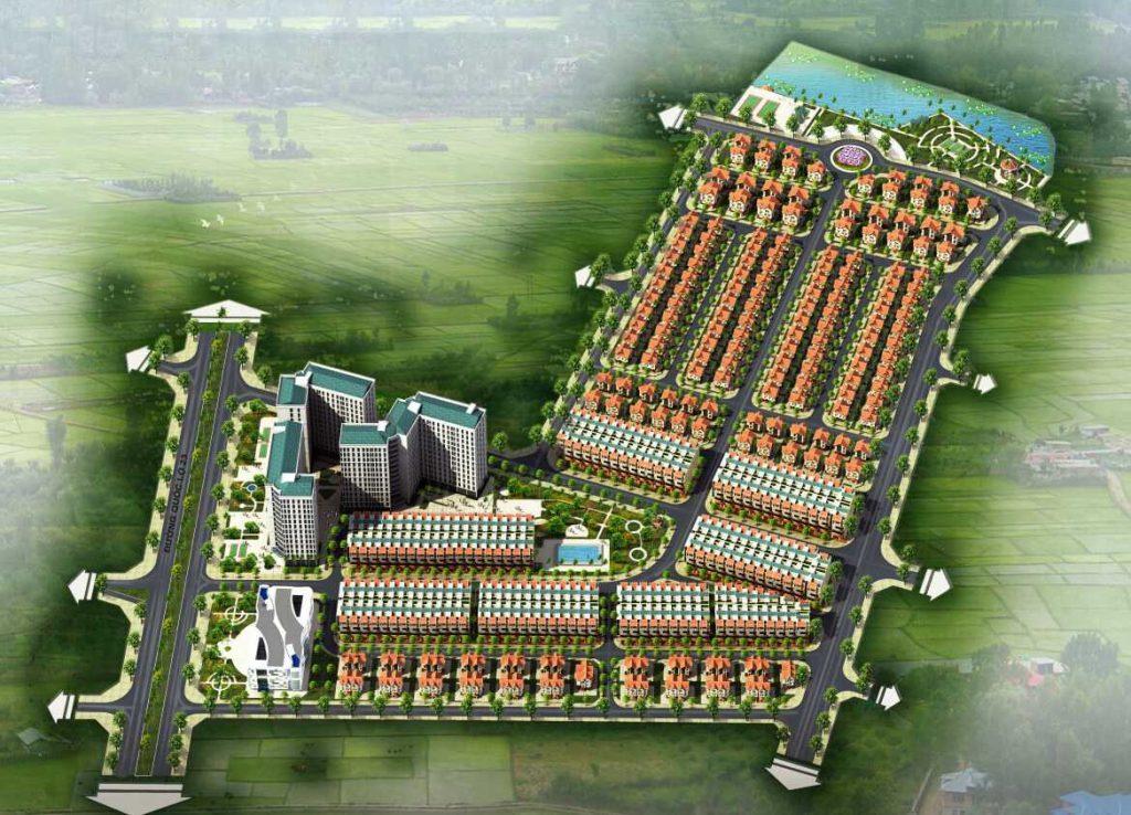Mê Linh Vista City