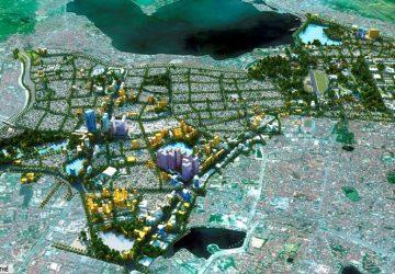 Quy hoạch phân khu đô thị H1-2 quận Ba Đình