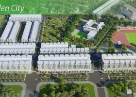 Liền kề Từ Sơn Garden City Bắc Ninh