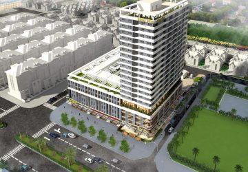 Nhà 19T4 thuộc Dự án xây dựng Nhà ở cho người thu nhập thấp tại phường Kiến Hưng