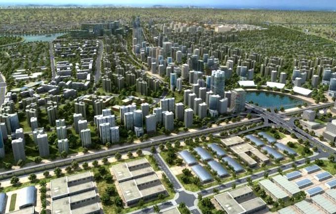 Dự án VSIP Bắc Ninh