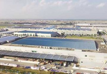Khu công nghiệp Yên Phong – Bắc Ninh