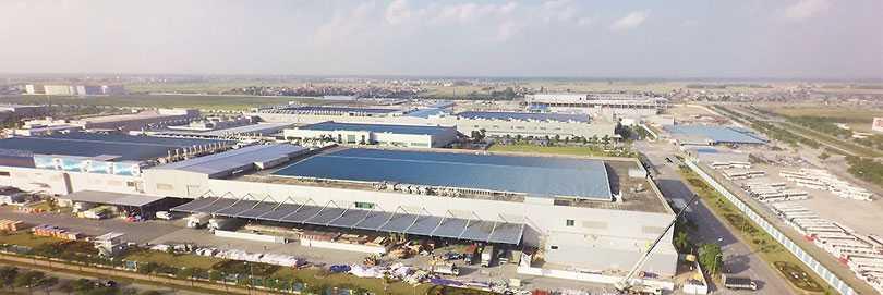 Khu công nghiệp Yên Phong - Bắc Ninh