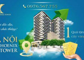BIC Việt Nam chính thức mở bán chung cư khách sạn Ha Noi Phoenix Tower