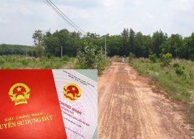 Cách xem nguồn gốc sử dụng đất trong sổ đỏ
