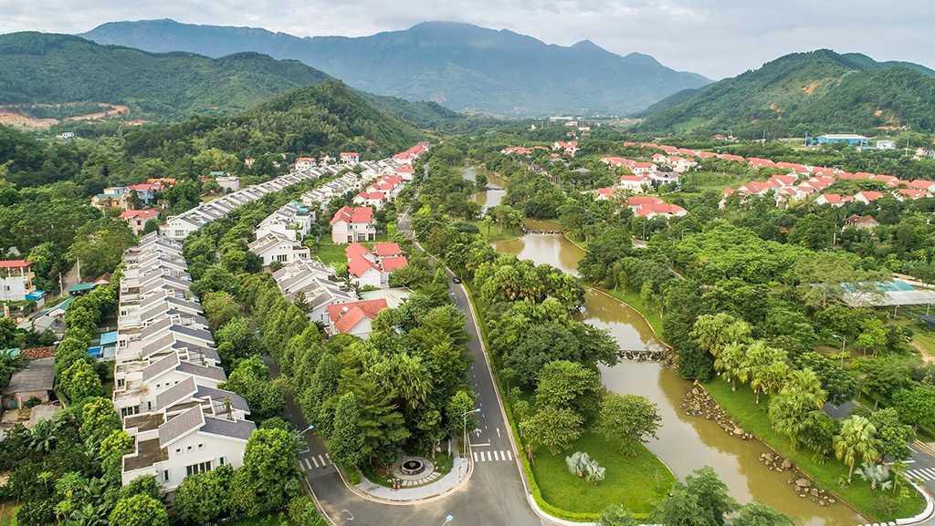 Chính thức ra mắt phân khu C Xanh Villas - biệt thự đồi đẳng cấp 1-0-2 phía tây Hà Nội