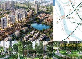 Chung cư Le Grand Jardin Sài Đồng, Long Biên, Hà Nội
