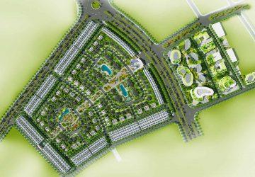 Khu đô thị phía Nam khu du lịch Thiên Cầm, Cẩm Xuyên,Tỉnh Hà Tĩnh