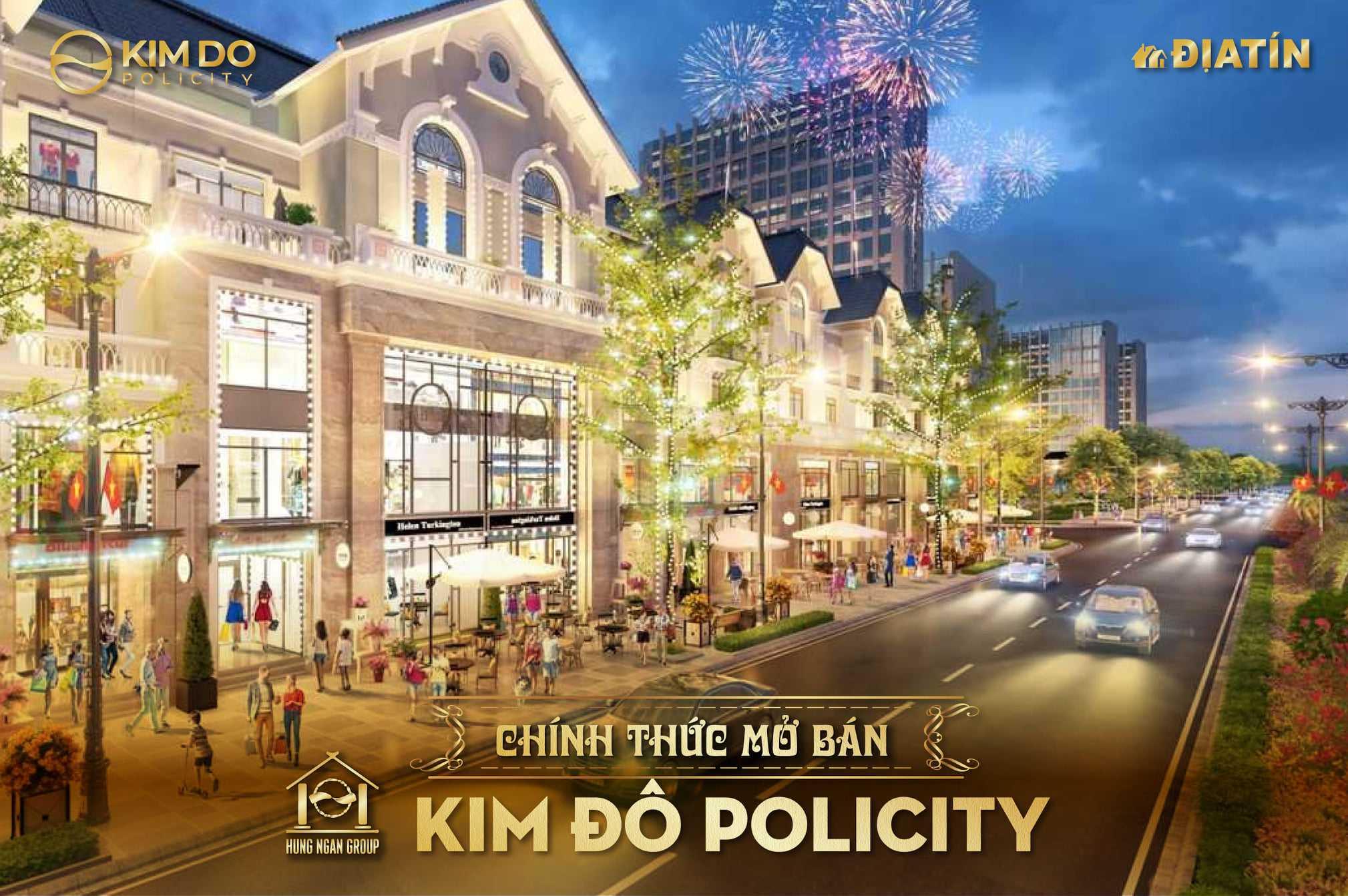 Kim Đô Policity – Khu đô thị sinh thái đa chức năng lớn nhất bắc ninh