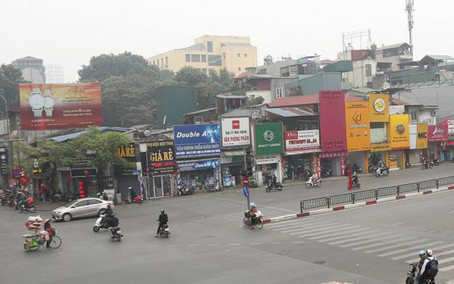 Nhà phố Chùa Bộc tăng vọt, có căn lên tới 600 triệu/m2