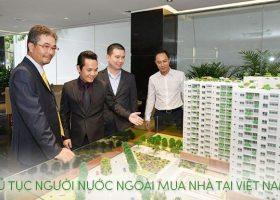 Người nước ngoài có được mua nhà ở tại Việt Nam không?