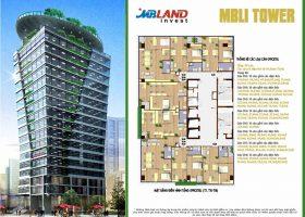 Tòa nhà hỗn hợp MBLI Tower