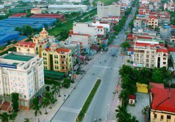 Chính thức từ ngày 1/11/2021 Từ Sơn lên thành phố
