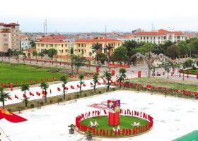 Lộ trình đầu tư xây dựng đô thị – Thị trấn Chờ